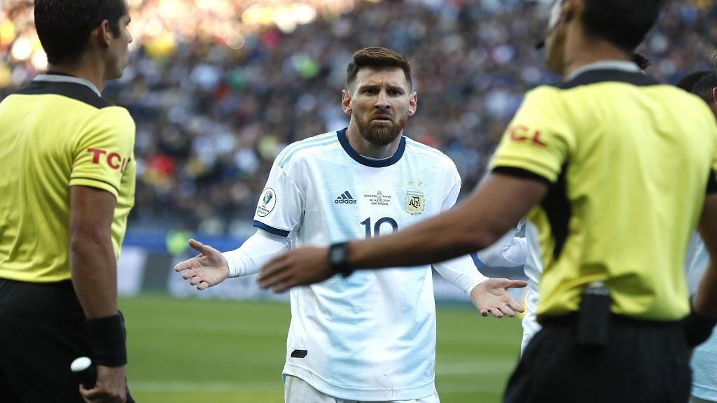 what messi said after chile vs argentina copa america?को लागि तस्बिर परिणाम