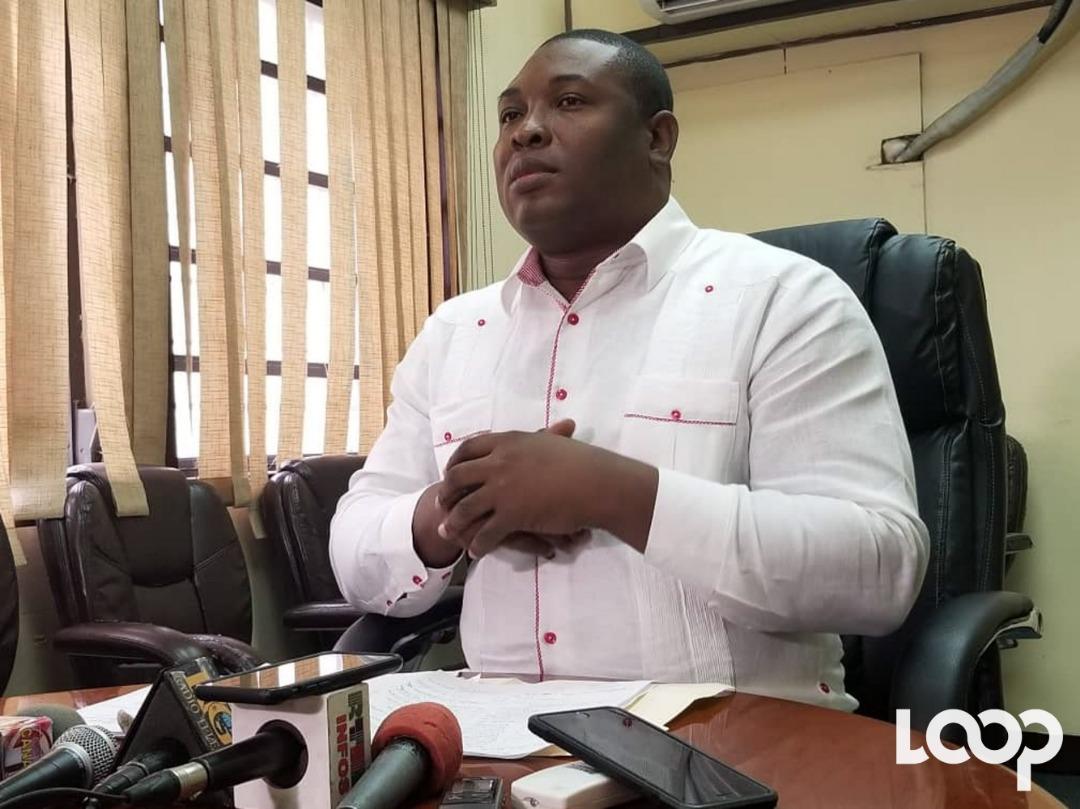 Le Commissaire du gouvernement de Port-au-Prince, Paul Eronce Villard/ Photo: Loop Haiti
