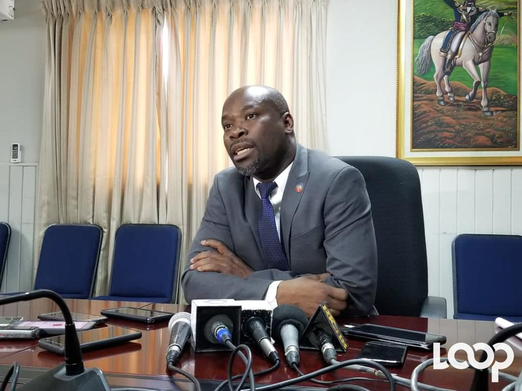Jean Marcel Lumérant à la Chambre des députés
