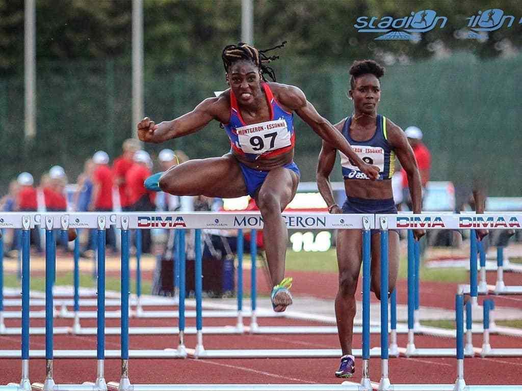 L'athlète Vanessa Clervaux qualifiée pour les Championnats du monde d'Athlétisme de Qatar.