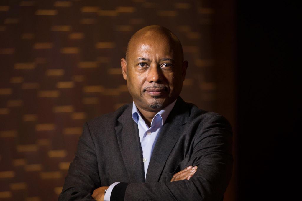 Le réalisateur haïtien, Raoul Peck./Photo: La Presse.ca