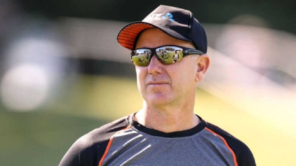 New Zealand head coach Gary Stead.