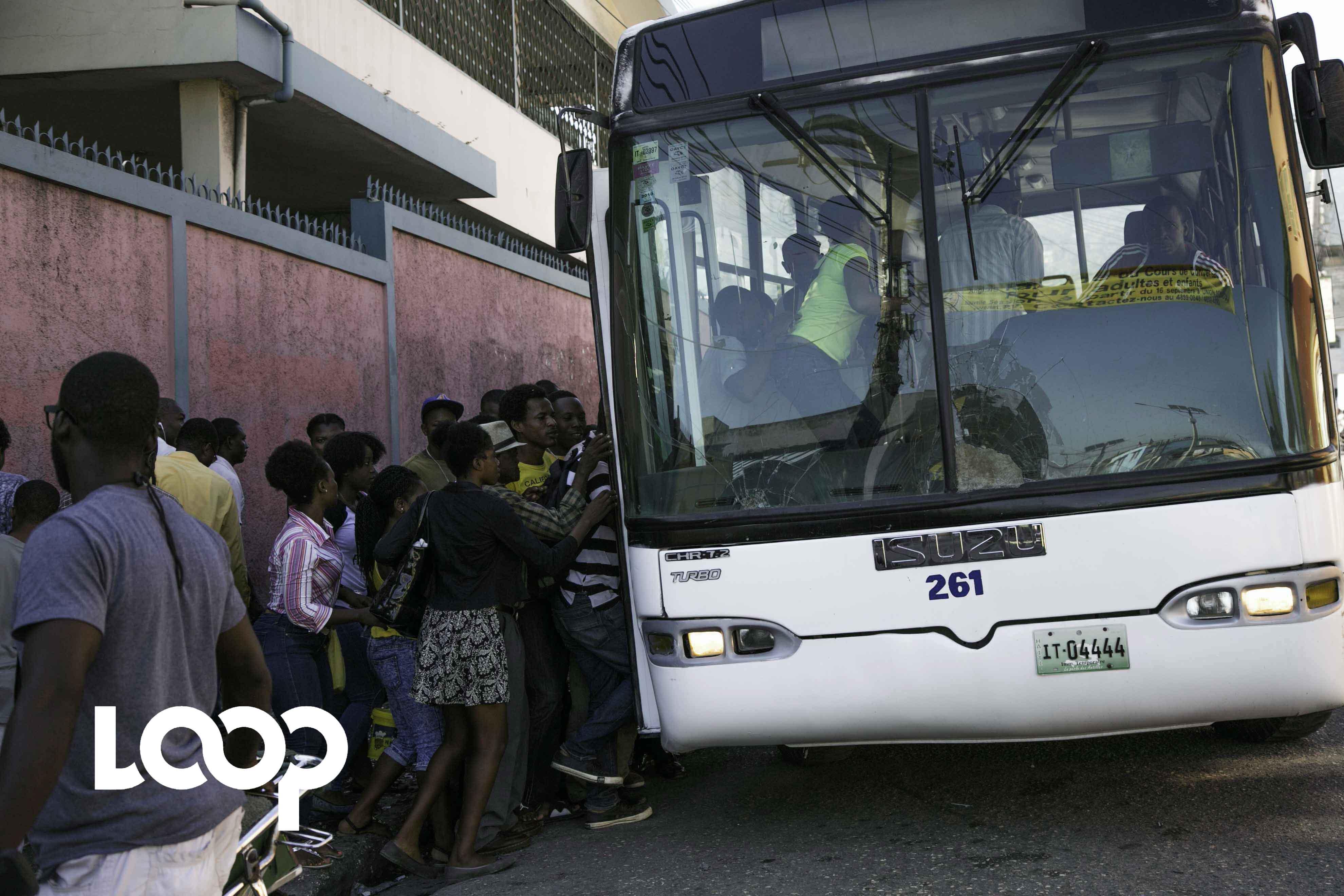 Cette photo prise à Port-au-Prince en 2017, sert uniquement d'illustration à cet article