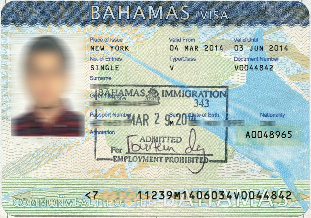 Les Bahamas suspendent provisoirement les visas pour les Haïtiens.