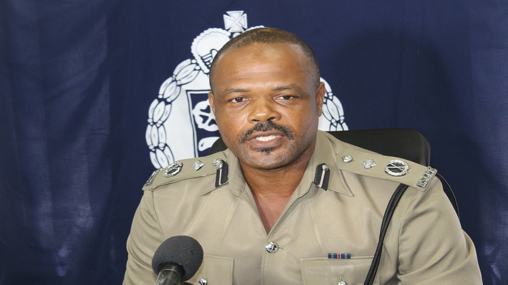 Acting Police Commissioner in charge of Territorial Policing, George Nicholas