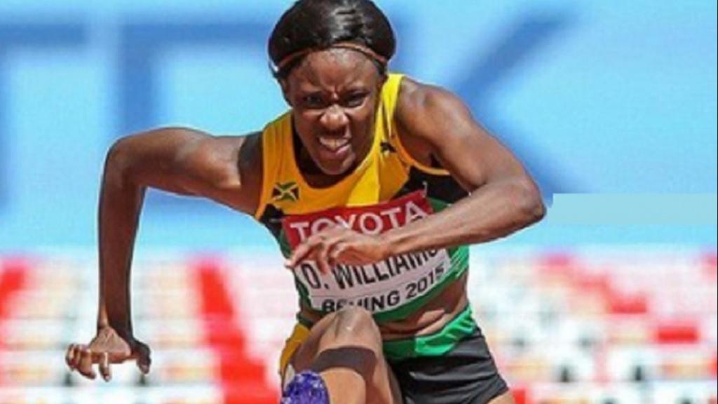 World leader Danielle Williams of Jamaica.