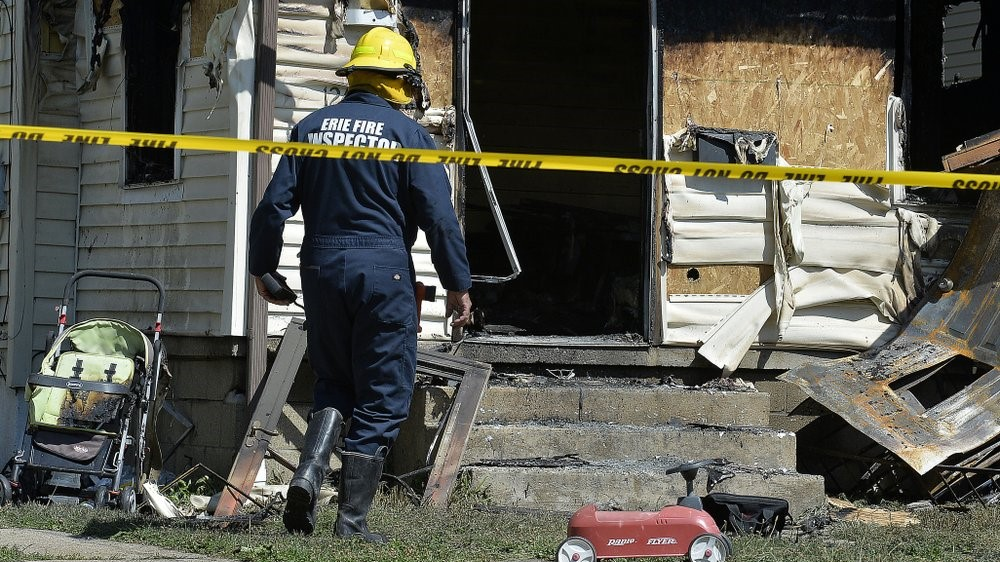 5 children killed in Pennsylvania daycare fire