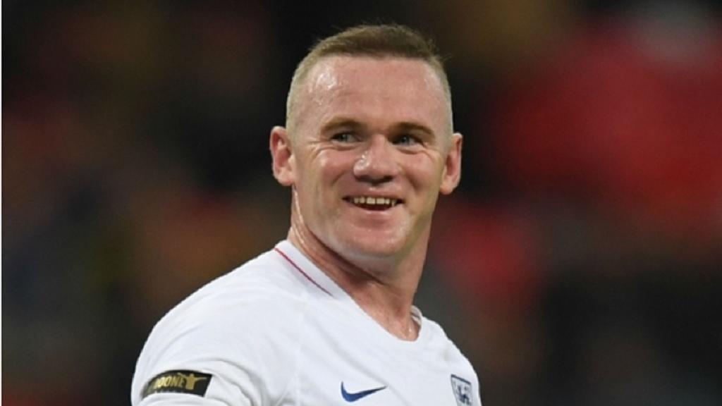 Former Manchester United and England striker Wayne Rooney.