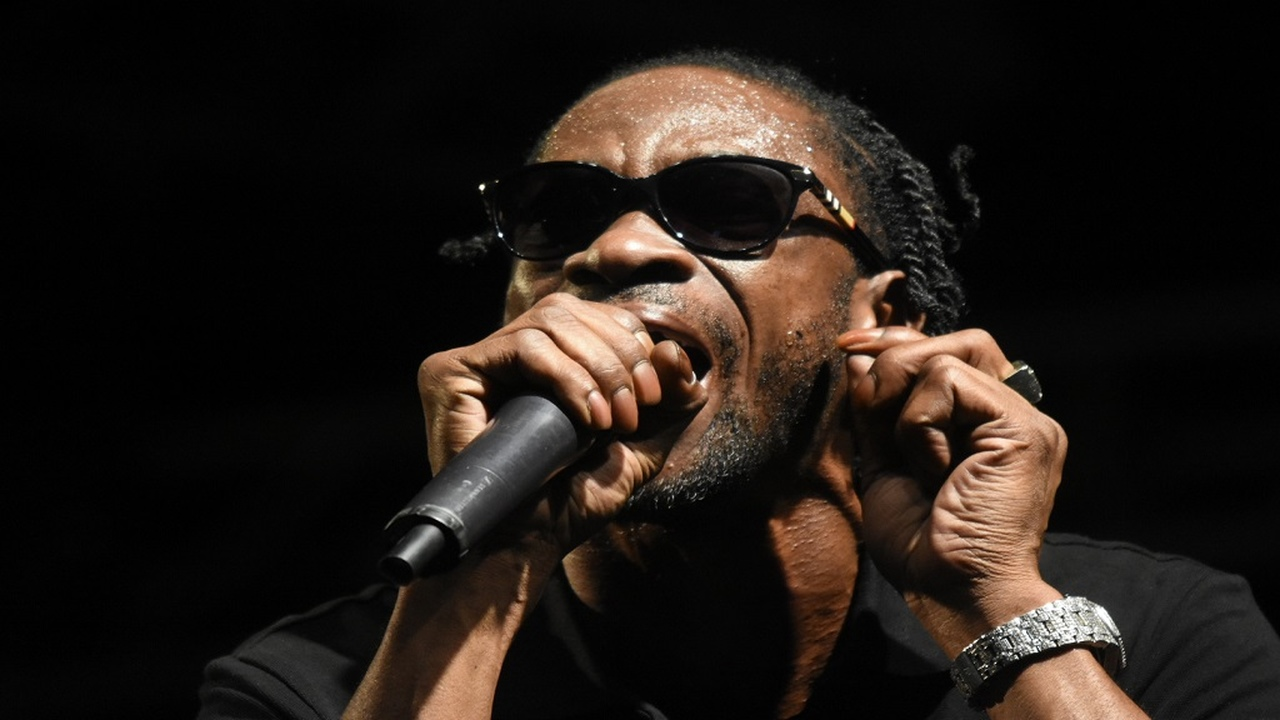 Bounty Killer on stage at Fully Loaded last weekend. (PHOTO: Marlon Reid)