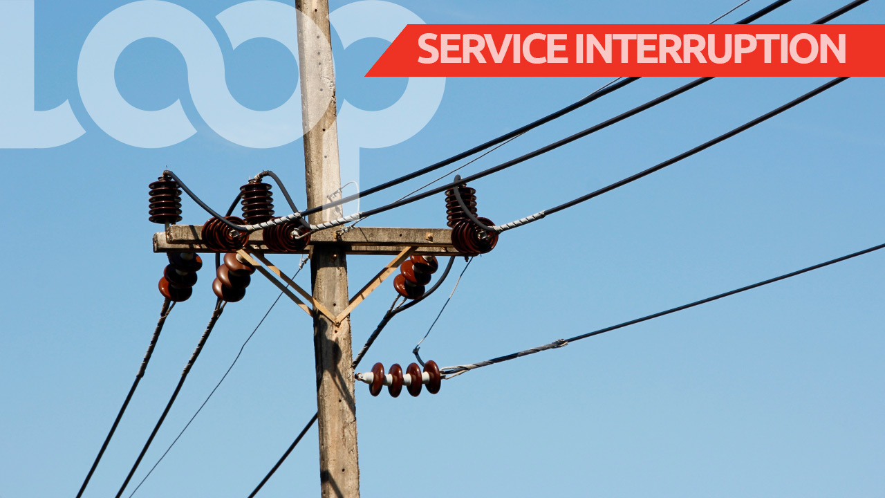 UPDATE: Power outage issue addressed by BL&P | Loop News
