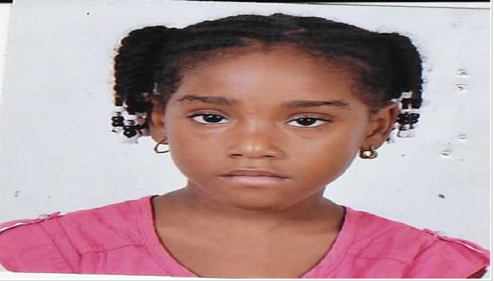 File photo of Racquel 'Angel' Drayton, the 12-year-old girl who was reported missing in St James. Police said no photo was available for the 12-year-old boy Dwayne Dobson.