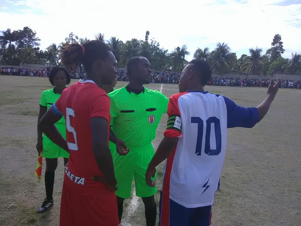 Photo : Arcahaie Football Club