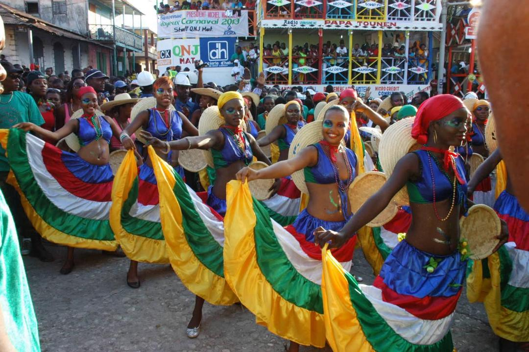 La première édition du festival «Léogâne en fête» aura lieu le dimanche 25 août 2019 dans la cité d'Anacaona. Photo : YouTube rara Léogâne