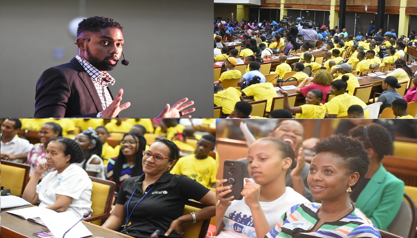 The National Children's Summit saw over 1,200 wards of the state participate in powerful empowerment sessions.