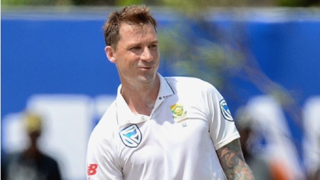 South Africa fast bowler Dale Steyn.