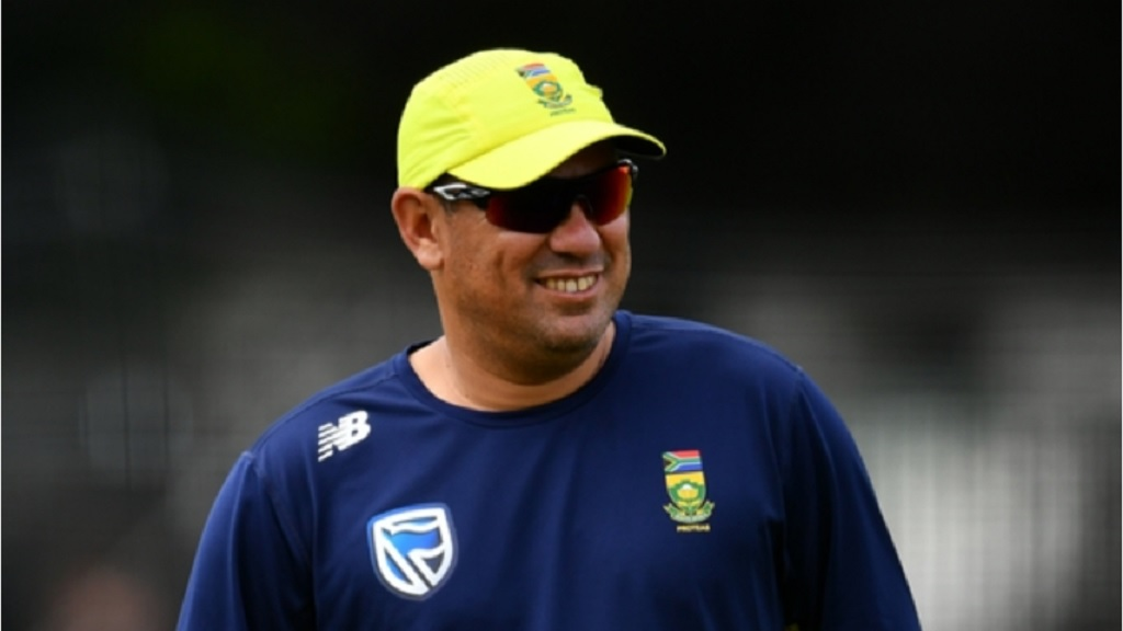 Russell Domingo had a four-year spell as South Africa coach.