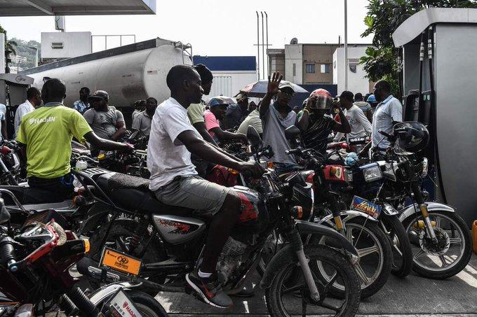 Haïti proche de la panne sèche de carburant
