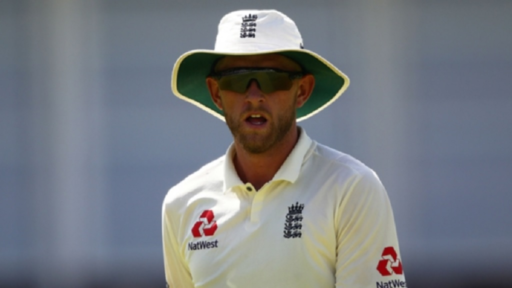 England paceman Olly Stone.