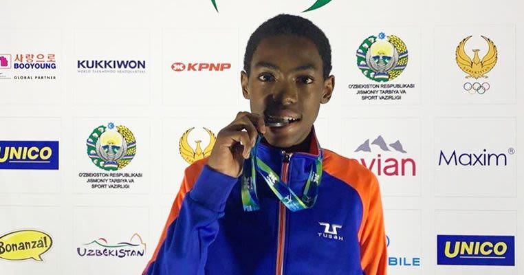 Crédit photo: Federation Haïtienne de Taekwondo