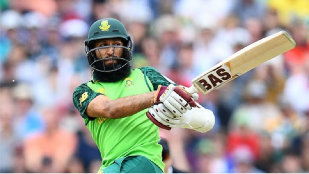 South Africa great Hashim Amla.
