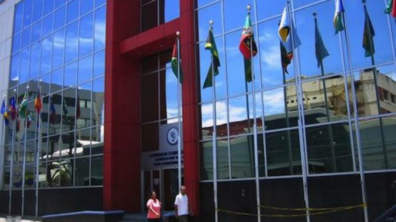 The Caribbean Court of Justice (CCJ).