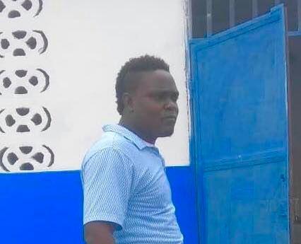 Guyry Mardochée, syndicaliste et membre de l'APCH mort par balles à Léogâne, hier lundi./Photo: Fournie par Changeux Mehu.