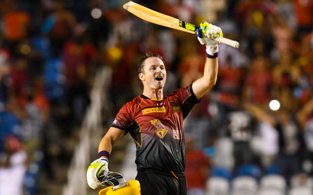 Colin Munro hits 68 off 39 balls to lead the Knight Riders to consecutive Hero CLP titles