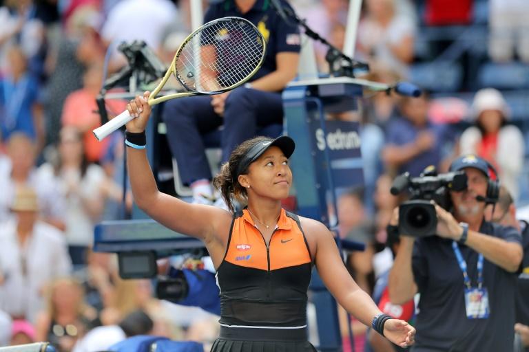 La Japonaise Naomi Osaka tenante du titre se qualifie pour le 2e tour de l'US Open le 27 août 2019