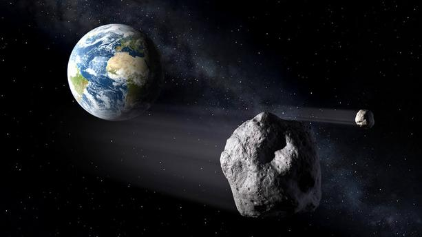 Un astéroïde de la taille d'un gratte-ciel va passer proche de la planète terre ce samedi 10 août, selon les estimations des experts./Photo: LCI
