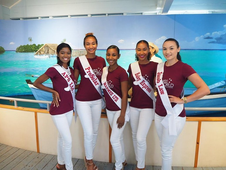 The Countdown to Miss World Cayman Continues | Loop News