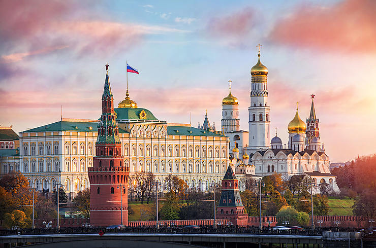 Moscou, capitale russe./Photo: Source-Routard.com