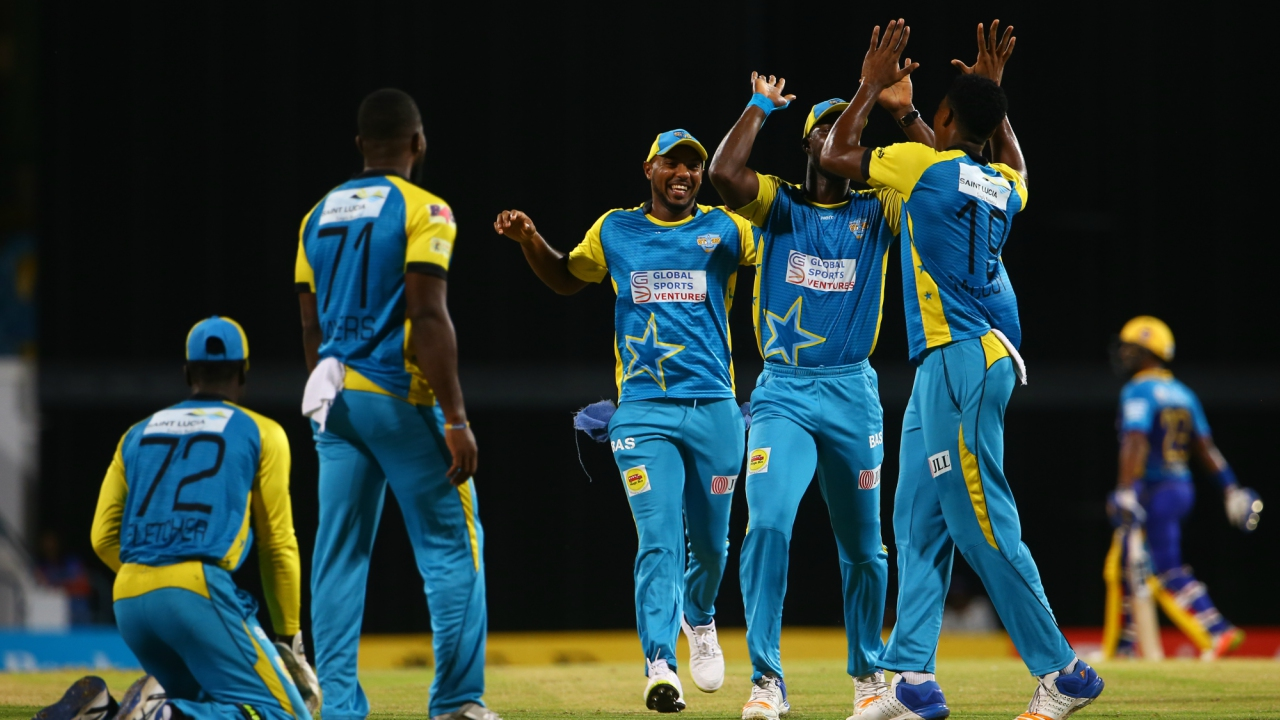 St Lucia Stars have struggled in the 2018 Hero CPL with only two wins in eight matches