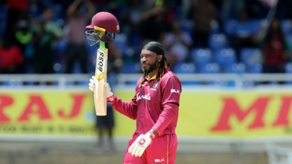 Chris Gayle looks to have played his final ODI innings.