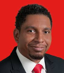 St Vincent and the Grenadines' Minister of Finance, Camillo Gonsalves