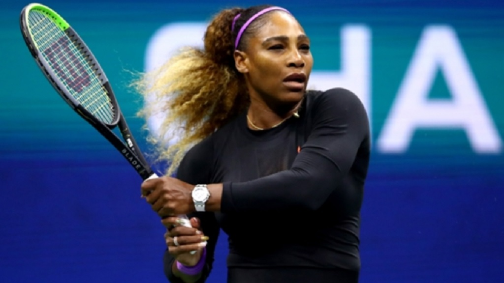 American Serena Williams.