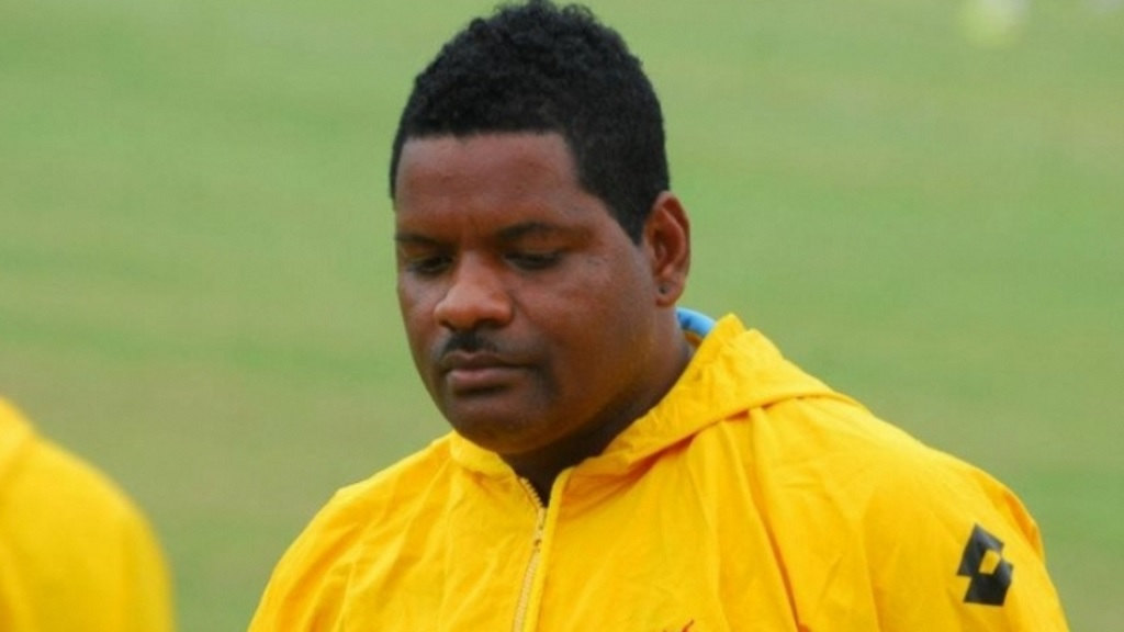 National Under-23 coach Donovan Duckie