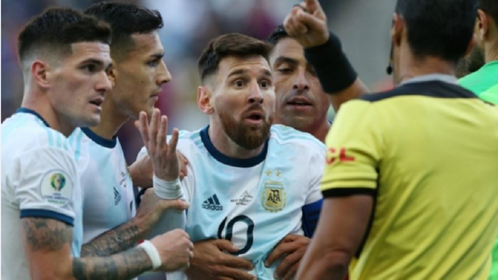 Argentina superstar Lionel Messi.