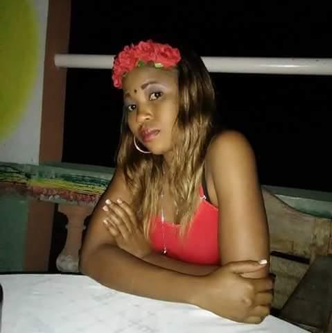 L'Haitienne Rose Verlande Bernot.
