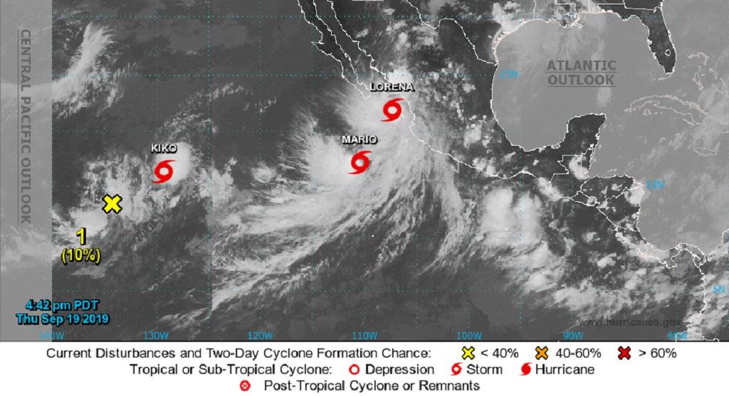 TROPICS: Category 2 Jerry Expected To Weaken In Atlantic