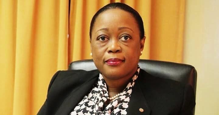 Dieudonne Luma Etienne, sénatrice de la République