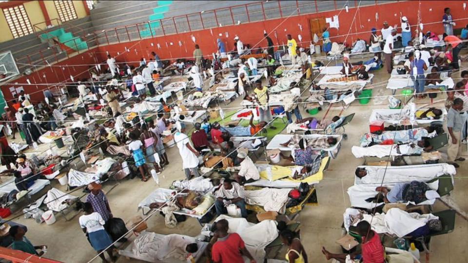 600, 000 dollars disposés par le PNUD pour compenser les victimes de choléra dans le nord./Photo: Fournie par la mairie du Cap.