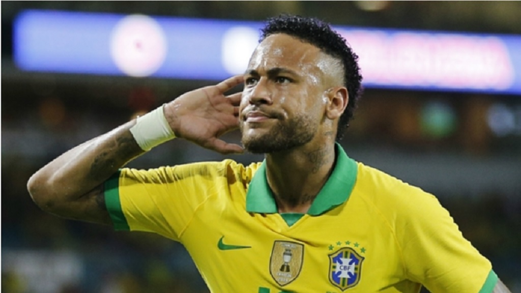 PSG star Neymar has returned to action for Brazil.