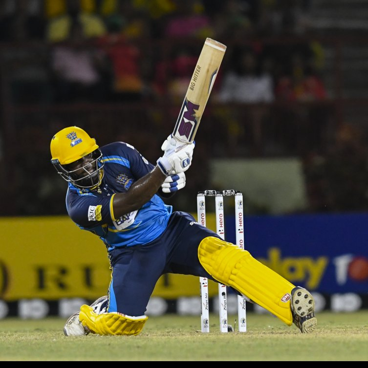 The Barbados Tridents won their first game of the 2019 CPL campaign