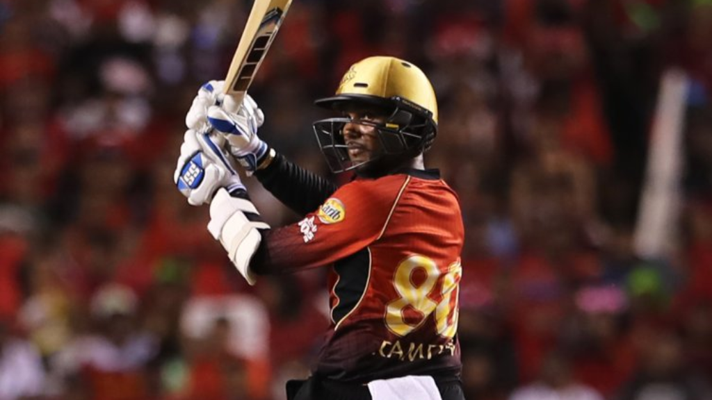 Denesh Ramdin scored 33 for the TKR after a poor start