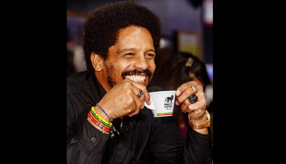 Rohan Marley (PHOTO: Instagram)