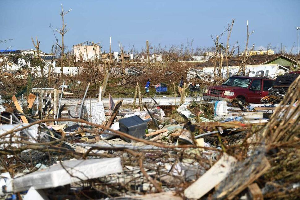 Ouragan Dorian: 3,5 à 6,5 milliards de dollars de dégâts assurés dans les Caraïbes, 50 morts dans les Bahamas