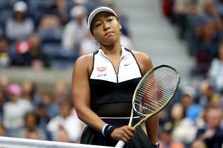 La tenante du titre Naomi Osaka éliminée en 8e de finale de l'US Open par Belinda Bencic le 2 septembre 2019