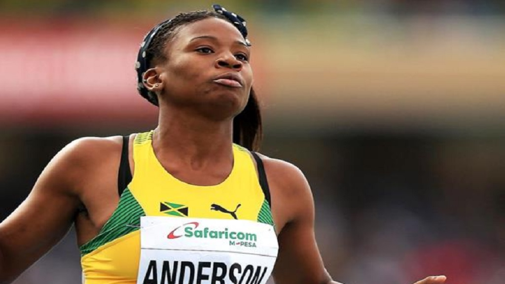 Jamaican Brittany Anderson. (PHOTO: IAAF).