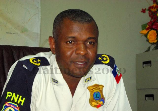 Le nouveau responsable de la Direction centrale de la police administrative.