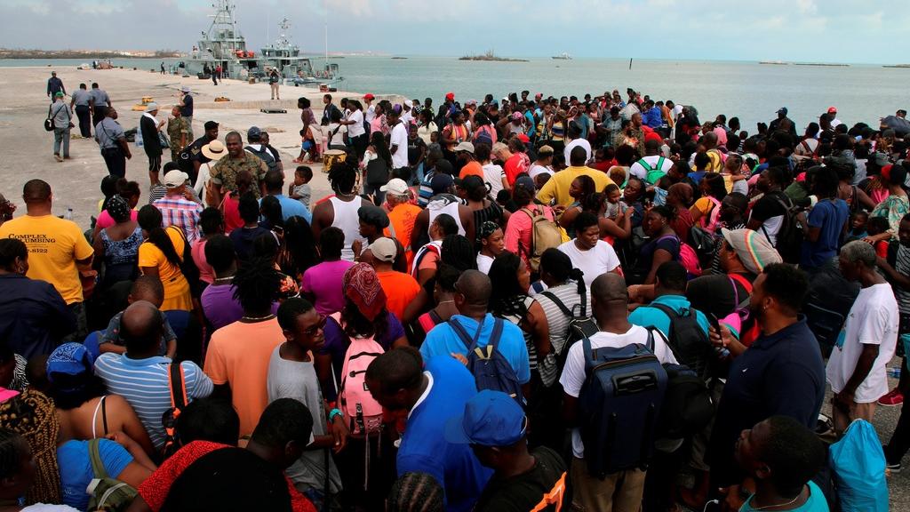 Video Rise Again Bahamas Telethon Kicks Off Today Loop News